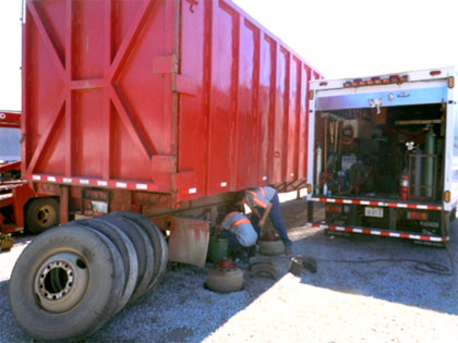Heavy Duty Truck and Trailer Repair in Kewanee, IL